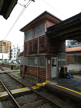 恵美須町駅構内8