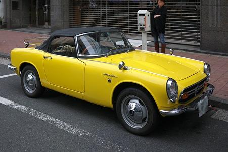 2011.11.27 新橋 HONDA SPORTS S800