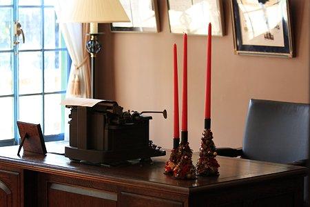 2011.12.19 山手西洋館 世界のクリスマス2011 ベーリック・ホール (エストニア) 1