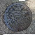 播磨町のマンホール