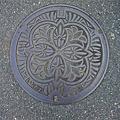 猪名川町のマンホール