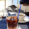 海の見えるカフェ「カフェオレ」
