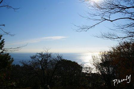 冬の海・・2