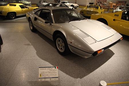 四国自動車博物館・Ferrari 308GTB Fiberglass - 17
