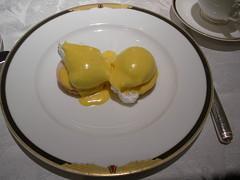 銀座 京橋 ホテル 朝食 ホテル西洋銀座 レペトワ モーニング