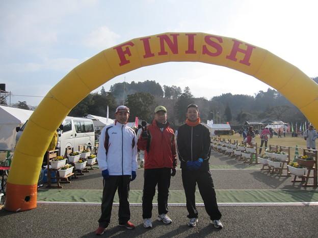 写真: 人吉春風マラソン2012
