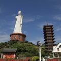 110514-23四国中国地方ロングツーリング・淡路島・世界平和観音像と十重の塔