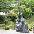 110516-126四国中後地方ロングツーリング・佐々木小次郎 像