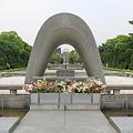110516-183四国中国地方ロングツーリング・原爆死没者慰霊碑