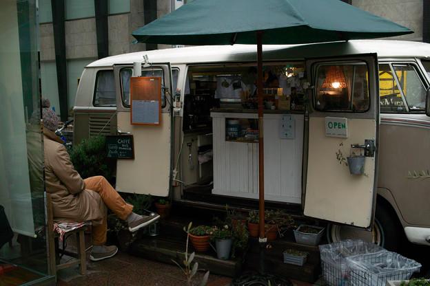 CAFEE BUS
