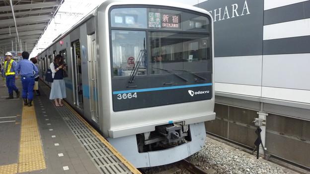 小田急電鉄3664F