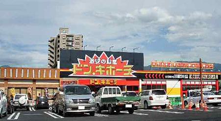 ドン・キホーテ南松本店(仮称) 2006年8月 オープン-180725-1