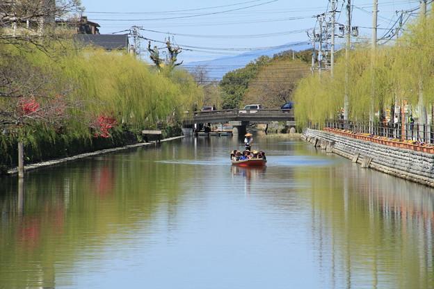 柳川にて (3)