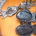 Photos: 鯛焼き器 1匹焼き 2器目をGet!