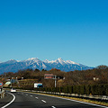 Photos: 八ヶ岳かな?