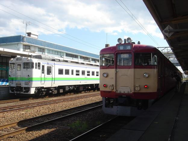 711系&キハ40系