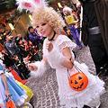 写真: 川崎ハロウィン仮装パレード2011・・うさちゃん!