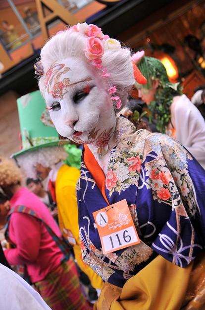 写真: 川崎ハロウィン仮装パレード2011・・レベル高いなぁ~ここまでくると