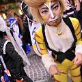 写真: 川崎ハロウィン仮装パレード2011・・CATS!