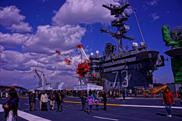 HDR・・CVN-5 USS GEORGE WASHINGTON