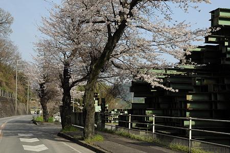 国道163号・井平尾バイパス(仮)旧道・4
