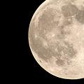 今年一番小さい(遠い)満月