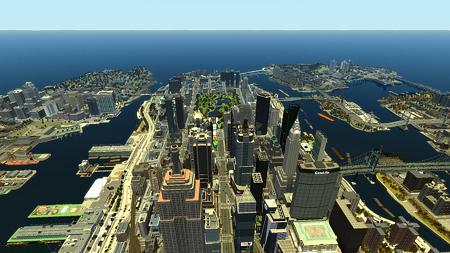 WTCからの景色
