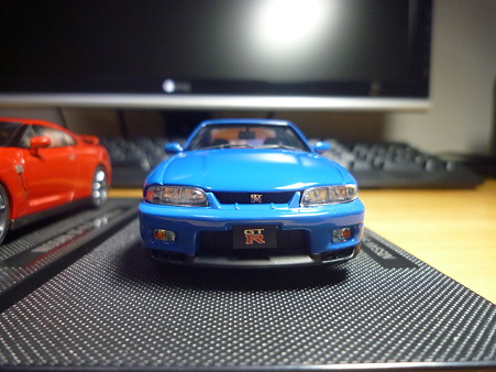 NISSAN SKYLINE GT-R R33 Vspec 1995 front