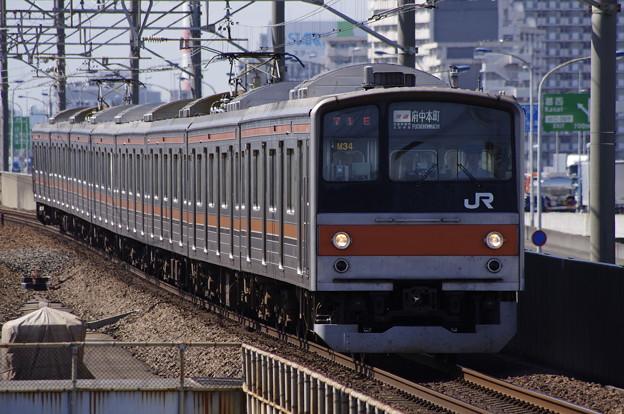 武蔵野線 205系5000番台